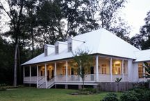 Architecture {Bayou Homes} / Beautiful Bayou home architecture to inspire your dream home.