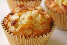 Mjuka kakor/muffins