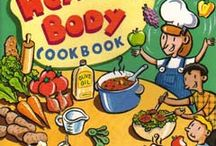 Booklist / Books to inspire kids to cook, eat well, explore food and dream of rainbow plates. What's on our bookshelf, and why?
