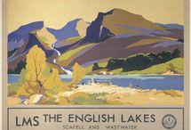 Lane Inspiration - British Countryside