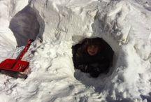 Perfect Homeschool Snow Day / Winter School Fun