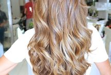 Beautiful hair coloring