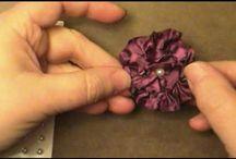 Making Flowers / by Cindy Davis
