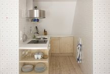 Interior :: Small kitchens