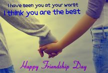 Friendship day messages / Friendship day top messages