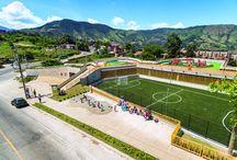 proyectos urbanos deportivos