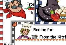 printables / free printables,,recipe cards. labels etc