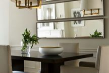 dining room / by Jessica Spansel