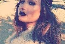 RockinDa Bohemian Black Lipstick