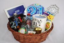 21st Birthday Gifts & Presents / Personalised Gifts & presents for 21st Birthdays