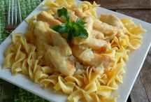 Lemon Noodle & Chicken