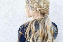 Hår frisyrer / Supre, vakre og inspirerende hårfrisyrer