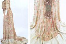 Antique Gowns