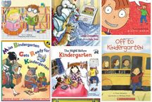Books for Beginning Kindergarten / Starting Kindergarten can be exciting and also daunting for young children (and parents). These books are helpful to read with your child to ease the transition into Kindergarten (for the entire family).