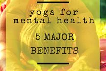 yoga / Yoga is a highly beneficial physical activity, but it's not only that. Yoga is also a philosophy of life. No wonder that besides many physical benefits, yoga for mental health is irreplaceable too.