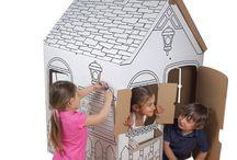 Creative Carton - Playhouse
