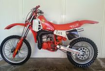 Moto Cross Vintage / Moto Villa 125 Mca 1982