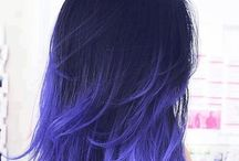 Colore ombre hair