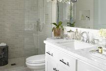 beautiful bathrooms / by Jennifer Hyde
