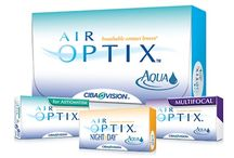 Contact Lenses / A look at the lenses we carry.