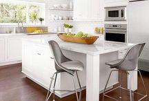 Cozinhas Brancas / Cozinha