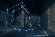 ...Light, Installation & Design...