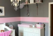 Baby and Kid room / by Jamie Jernigan