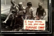 My Stuff: Camp-related  / by Mandie F