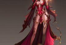Ange cosplay
