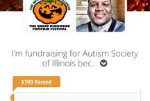 Spiceadams for Charity / Charity work