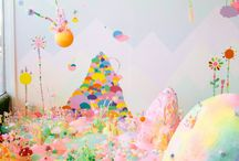 Pom Pom / Pom Pom is a new contemporary art space dedicated to engaging children aged 12 years and under and their families.