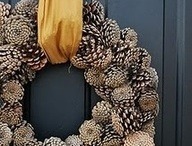 wreaths / by Lisa Tuzzolino