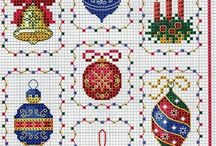 Christmas designs embroidery