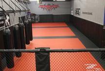 MMA / The Zebra team helps create world-class MMA training facilities across the globe. Let's create yours!
