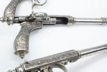 the art of the pistol / amazingly artistic pistol designs / by Kevin Mowrer