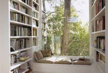 reading nooks and rooms