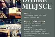"""z Dobrego Miejsca / eko turystyczne gospodarstwo położone w Puszczy Sandomierskiej,  w którym panuje rodzinna atmosfera, kameralny klimat, gdzie mówią """"Mamy dla Was czas"""" i tak robią"""