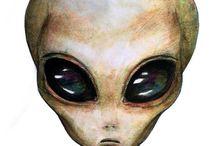 dessins,designs, fact or no... (alien etc...)