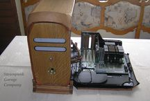 Steambiosis / Veletech 2014 casemod category 3. place Apple G4 quicksilver+ Fitpc3
