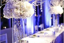 Winter Wedding Details / by Orlando Wedding & Party Rentals