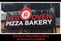 Universal Orlando Dining