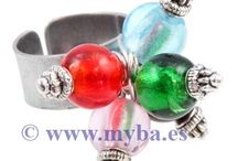 Bisutería cristal artesanal