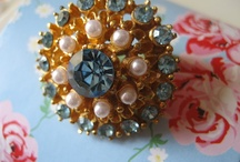 Vintage Jewellery / by Rachel Whitworth
