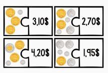 Math - monnaie