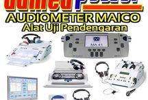 Maico Diagnostics Audiometri