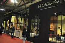 Ndesign, Salone del Mobile 2015 / Stand   Ndesign, Salone del Mobile 2015, Rho Fiera Milano