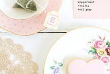Tea Time / by Evelyn Bartosch