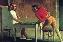 Balthus (i.e., Balthasar Klossowski de Rola) (1908–2001) / by Ego Ipse