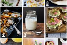 Inspiring ideas for food