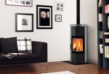 Pellet stove / by Amy Hepner